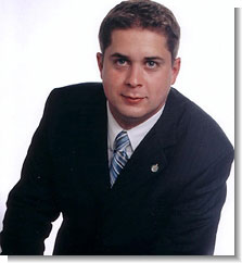 Andrew Scheer Conservative MP for Regina-Qu'Appelle